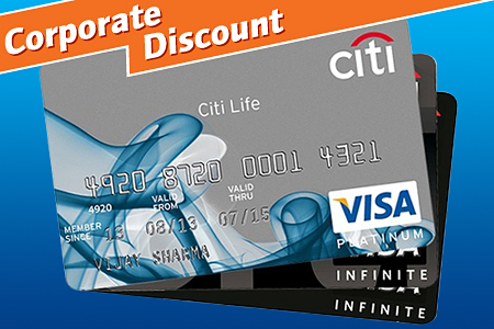 Citibank Debit and Credit Card holders